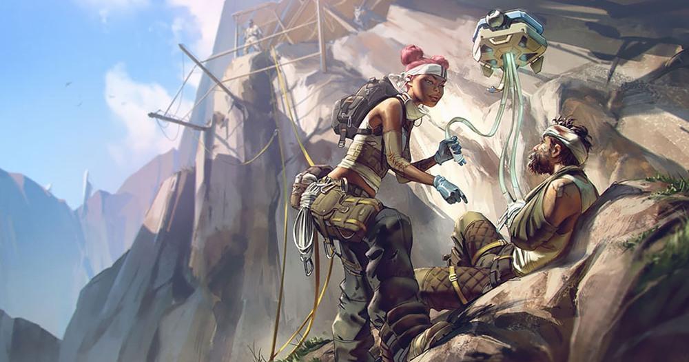 Apex Legends: les meilleurs personnages que vous devez essayer!