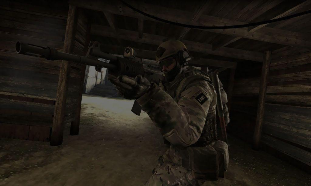 Tactiques de contrôle des cartes dans Counter-Strike: GO