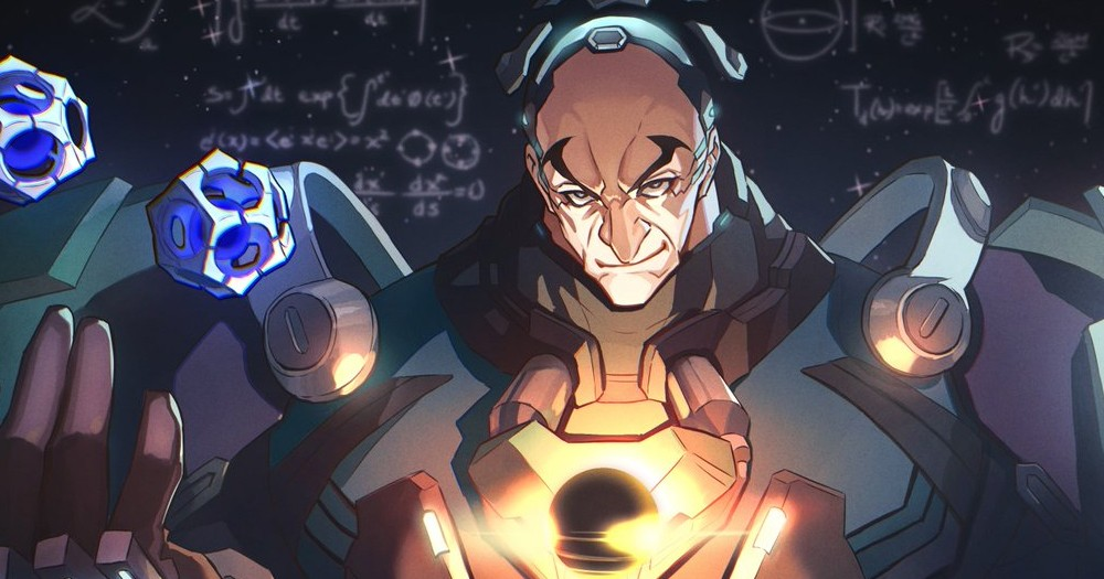 Meet Sigma, Blizzard's New Overwatch Hero