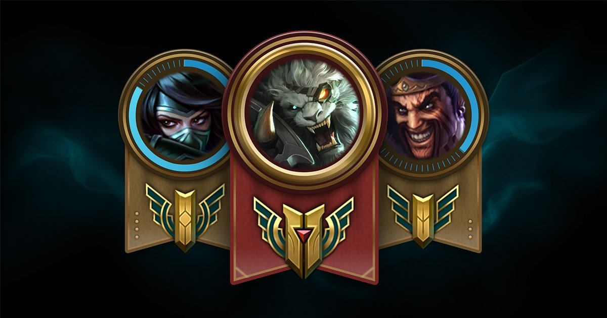 Introducing champion mastery